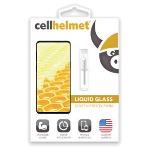 CELLHELMET Liquid Glass Screen Protector (Smartphones, iPads, Tablets & Watches)