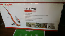 Upright Vacuums FINE DRAGON 3-in-1 Functions New Cordless Stick Cleaner orange