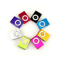 Mini Portable MP3 Music Player Mini Portable Clip MP3 Music Player Waterproof
