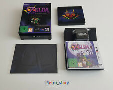Nintendo 3DS - The Legend Of Zelda Majora's Mask - Special Edition - NEUF / NEW