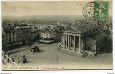 CPA-Carte postale- France -Saint-germain-en-laye - Vue Panoramique - 1916