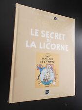 Archives Hergé Tintin Secret de la Licorne  ETAT NEUF sous cello