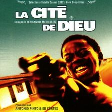 Antonio & CÔRtes,Ed Ost/Pinto - City Of God Cd New+