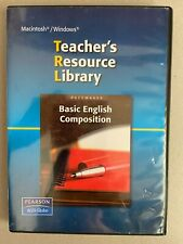 Basic English Composition Cd ~ Ags Pacemaker Pearson