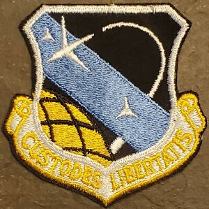 USAF AIR FORCE PATCH 397th BOMBARDMENT WING SAC ERA DOW AFB MAINE VTG MILITARY