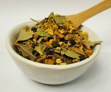 De-Congest Ayurvedic Infusions Cinnamon Turmeric Ginger Licorice Loose Leaf Tea