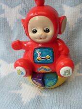 VTECH TELETUBBIES INTERACTIVE TOY IN FULL WORKING ORDER