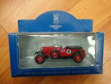 LLEDO DAYS GONE CLASSIC 1930 BENTLEY 4.5 LITRE BLOWER RED CAR REF SL46002