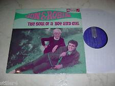 JON & ROBIN The Soul Of A Boy And Girl *AUSTRALIA BEAT SOUL FESTIVAL LP*1967
