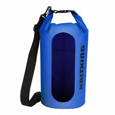 Original and Durable Dry Bag Waterproof Roll Top Sack by KastKing 30l Blue