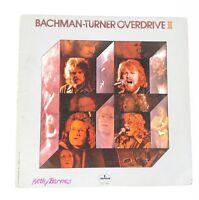 Bachman Turner Overdrive II Vintage Vinyl 1973 Mercury Records SRM 1 696  LP