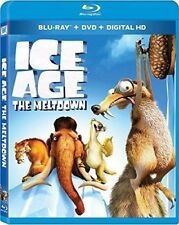 Ice Age : The Meltdown ( Blu Ray / DVD )