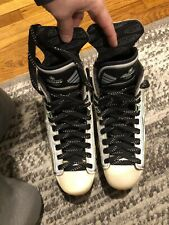 Tour Fish Bonelite Pro Roller Hockey Skates Size 9 (preowned) Great Condition