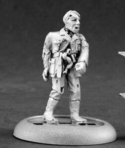 Reaper Miniatures Aldorf Hinzler, Zombie Leader #50117 Chronoscope Mini Figure