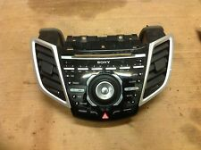 Ford Fiesta 2011 Titanium Stereo Complete With LCD Display