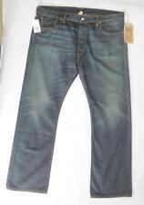 Ralph Lauren Stonewashed Mid Rise 32L Jeans for Men