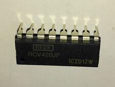 RCV420JP corriente Loop receptor, dip16, 4mA to 20mA