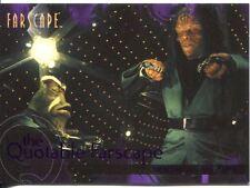 Farscape Season 4 The Quotable Farscape Chase Card Q59