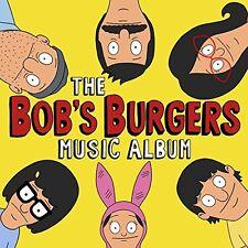 Bobs Burgers - The Bobs Burgers Music Album [Double CD]