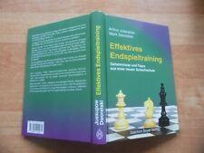 Jussupow & Dworetzki: Effektives Endspieltraining 5. Auflage 2016 Beyer gebunden