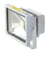 Ribimex Phare LED Jardin 20w 1440lmn Lampe Mur Plaque de montage Rotatif