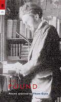 Ezra Pound: Poems Selected by Thom Gunn (Poet to, Pound, Ezra, New