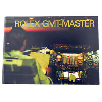 VINTAGE ROLEX GMT-MASTER ENGLISH BOOKLET FROM 2005