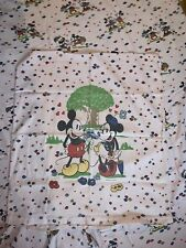 🌸 Disney Mickey Micky Mouse Minnie Mouse Minni Bedding Bed Linen Love Heart