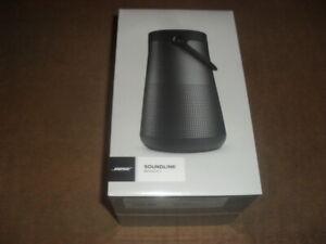 Bose 739617-2120  SoundLink Revolve Plus Bluetooth Speaker - Triple Black new