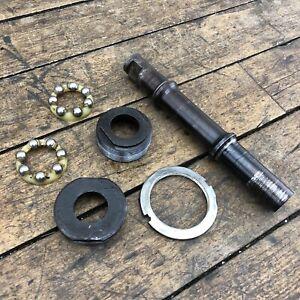 Vintage Cottered Crank Bottom Bracket REWAX MD English 135mm 16mm Road Bike 70s