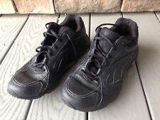 Reebok DMX Max 046504 Mens 10 Black Hiking Walking Lace Up Shoes