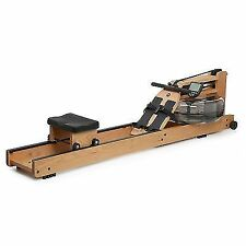 WaterRower Oxbridge Rowing Machine with S4 Performance Monitor in Cherrywood
