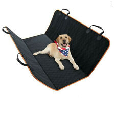Waterproof Dog Car Seat Covers for Cars Trucks Suv Black Pet Seat Cover Us