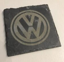 1 x Volkswagen VW T5 T4 T6 Camper Slate Square Coasters Coaster Valentines Gift