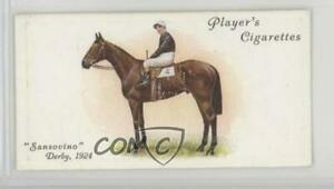 1933 Player's Derby and Grand National Winners Tobacco Sansovino #17