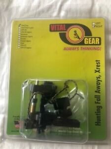 Vital Gear Ultimate Fall Aways and Competition Arrow Rest Vital Drop Right #6021