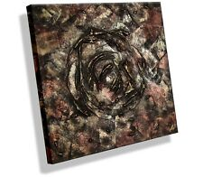 UNIKAT Leinwand Bild ORIGINAL Gemälde Abstrakt HANDGEMALT modern Acryl XXL