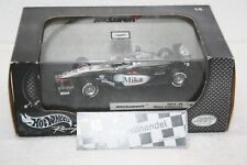 McLaren MP4-16 # 3 M. Häkkinen • 2001 • HotWheels • 1:43