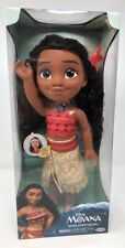 DISNEY Moana Doll & Wooden Bangles Bracelet Activity BUNDLE SET. NEW IN BOX