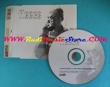 CD Singolo FLEECE NBX037CD MADE IN E.E.C. 1998 no mc lp vhs dvd(S26)