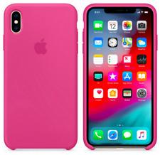 Funda Silicona Original para iPhone 11 PRO MAX 6 7 8 X Plus Genuina OEM Cubierta