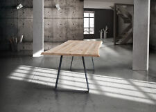 Table IN Solid Wood Knot Open, Various Sizes