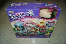 Furreal Friends Furry Frenzies Zoomin Stage 2 in 1 Playset w/ Paws McRockin Pet