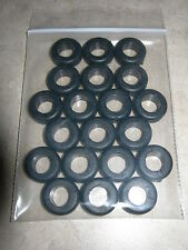 "GROMMETS 20 1/2""x3/8"" FOR AIRLOCK ON HOMEBREW WINE BEER MAKING KIT FERMENTER LID"