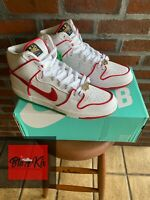 Nike SB Dunk High PRM QS, Paul Rodriquez Mexico, Size 13