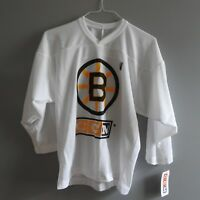 NHL CCM Boston Bruins Hockey Jersey NEW Youth S/M
