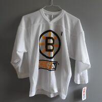 NHL CCM Boston Bruins Hockey Jersey NEW Youth L/XL