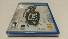 Unit 13 (Sony PlayStation Vita, 2012) PS VITA NEW