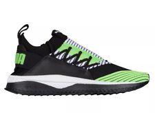 Puma Tsugi Jun GS Junior Kids Boy Sneakers Shoes 365264 06 Black Green Size 7 C