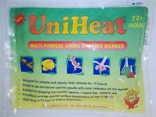 4 - FRESH UNIHEAT 72 HR SHIPPING WARMER HEAT PACKS -FISH PLANTS REPTILE CHICK-
